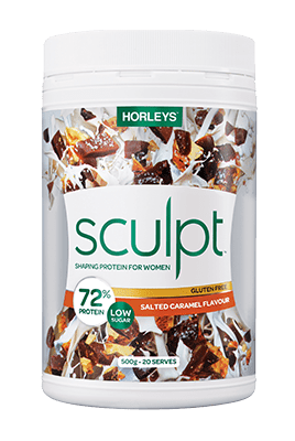 Horleys Sculpt Protein Powder For Women Weight Loss Shake